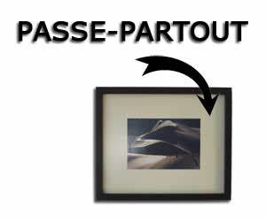 Passe Partout Encadrement : cadre de photo passe partout encadrement passe partout ~ Melissatoandfro.com Idées de Décoration