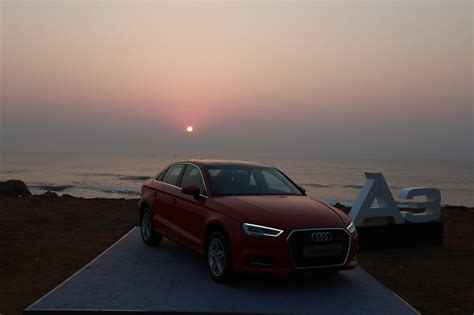 Test Drive Review Of New Audi A3 In Vizag