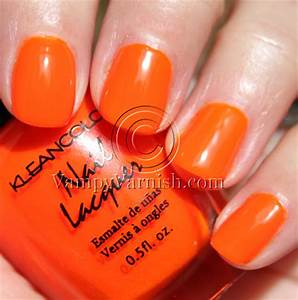 Kleancolor Neon Collection Summer 2010 Swatches & Review