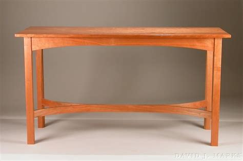 sofa table plans  woodworking