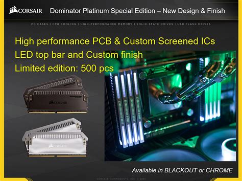 corsair dominator platinum light bar gigabyte intel and corsair summer press event highlights