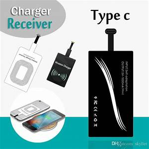 Qi Adapter Iphone 7 : qi wireless charger receiver for iphone 7 6 6s plus 5 5s ~ Jslefanu.com Haus und Dekorationen