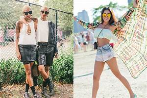 Weekend Festival Dressing - Electric Zoo and Made in America Music Festivals