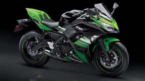 New Kawasaki Ninja 650 MY17