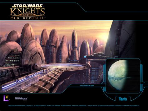 Kotor Floor Panel Puzzle by Wars Knights Of The Republic Kotor