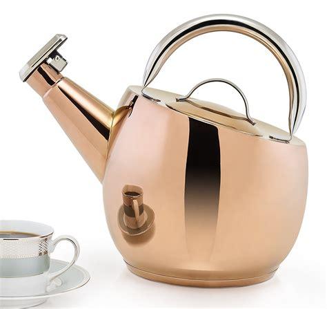 copper tea kettles reviewed cook logic