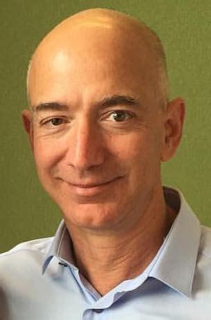 За 15 минут Джефф Безос разбогател на $13 млрд — Викиновости
