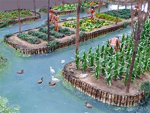 Chinampas: Artificial Islands Created By The Aztecs To ...