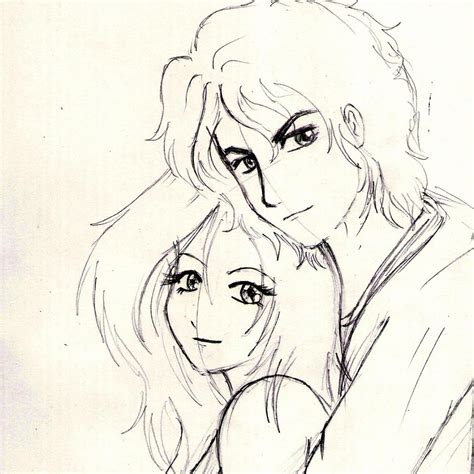 Anime Sketch Wallpaper - easy drawings in pencil drawing pencil
