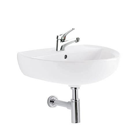 rubinetto bianco set lavabo 60 colibri 2 bianco con rubinetto pilot paini e