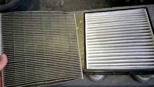 How To Replace The Cabin Filter Of Honda City 2009