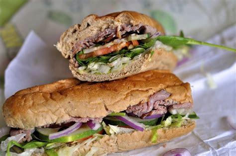 Subway Best Sandwich Subway Is Not Healthy