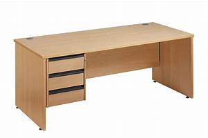Furniture. Excellent Simple Office Desks For Modern Home ...