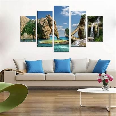 Canvas Telas X160 Maravilhas Decorativas Conjunto