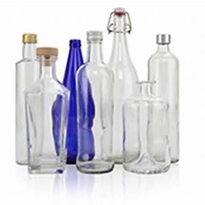 Glasverpakking flessen en potten Bloemengroothandel PP Flowers - In Aalsmeer