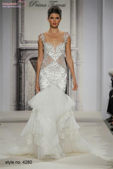 wedding dress photo pnina tornai 2014 fall bridal collection the fashionbrides