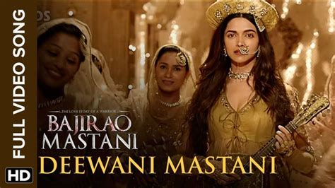 Deewani Mastani Full Video Song
