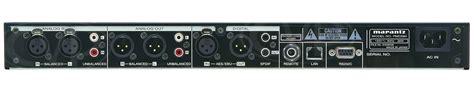 rack mount digital recorder marantz pmd580 pmd 580 professional rack mount