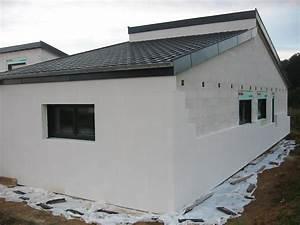 mur en beton cellulaire s1 b ton cellulaire murs With mur exterieur beton cellulaire