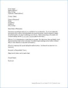 business letter template microsoft word 2007 resume cover letter template for word sle cover letters