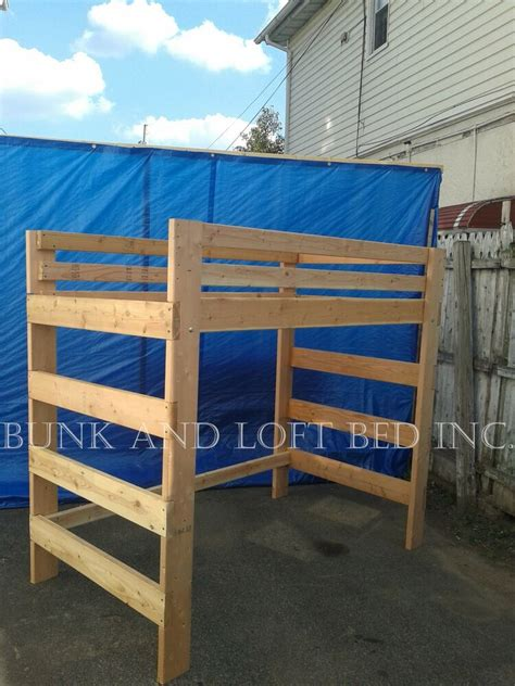 supreme adult full size loft bed   weight capacity