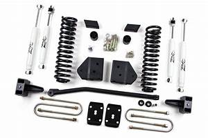 Zone Offroad 4 U0026quot  Coil Springs Lift Kit 2011 F350