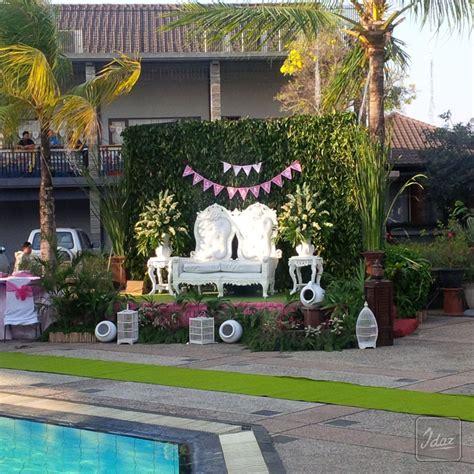 dekorasi outdoor idaz dekorasi dekorasi pelaminan