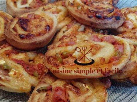 recettes de cuisine simple recettes de roulé de cuisine simple et facile