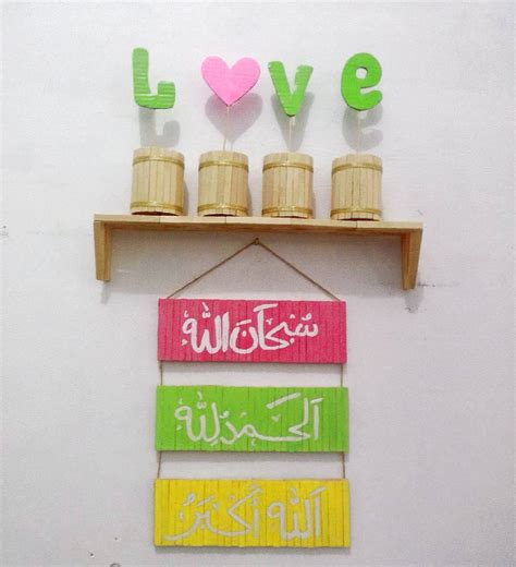 dekorasi dinding diy hiasan dinding ruang tamu desainrumahid