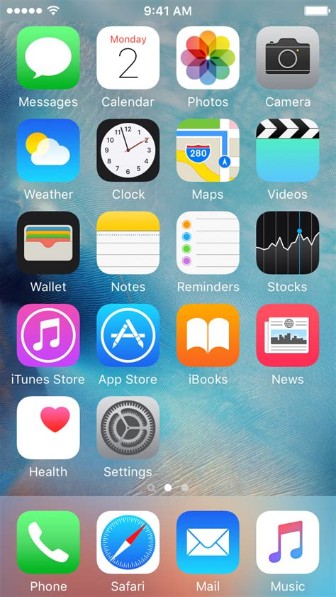 new iphone home screen tip quickly reset your home screen icons to the default