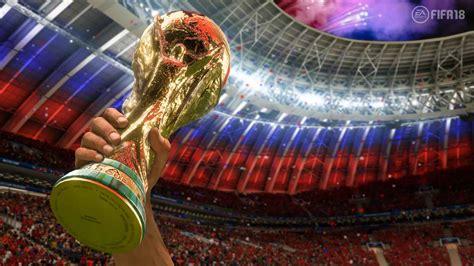 fifa  une mise  jour gratuite pour la coupe du monde