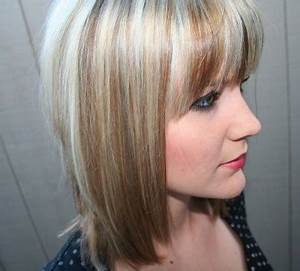 dirty blonde hair with red highlights