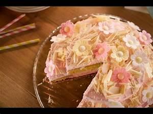 Dr Oetker Philadelphia Torte Rezept : rezept erdbeer bl ten torte von dr oetker youtube ~ Lizthompson.info Haus und Dekorationen