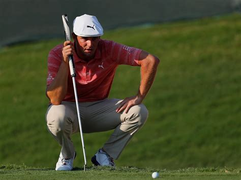 Bryson DeChambeau says he will leave the flag in while he ...
