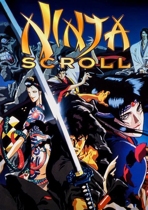 Ninja Scroll   Movie fanart   fanart.tv