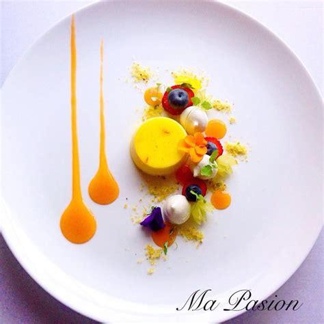 recette cuisine gastronomique une assiette colorée cuisine gastronomique recette