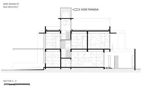 gambar potongan rumah dua lantai rumamu