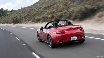 Mx Mazda Miata Spec Rear