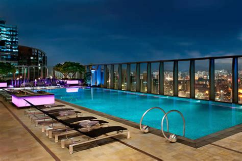 hotel pools   world  gold plating  mesmerizing views