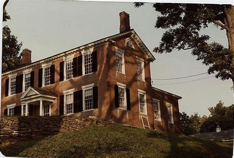 the house galusha house
