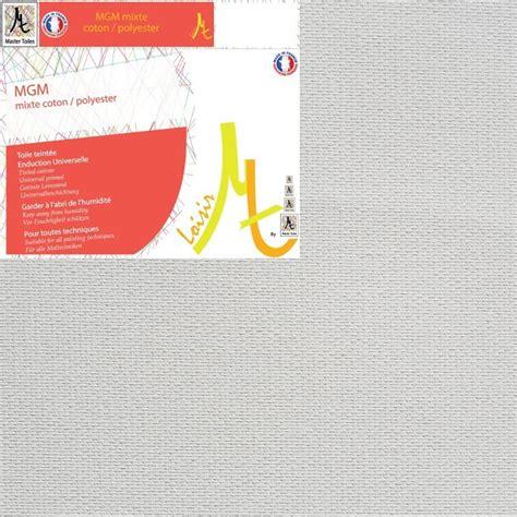 rouleau de toile blanche 224 peindre polyester coton moyen largeur 1 05m