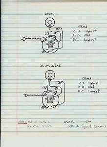 Ventilation Fans Motor Wiring Diagram In