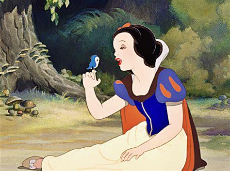 Walt Disney Characters Princess Snow White Cartoon