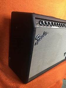 Fender Deluxe Vm 40 Watt 1x12 Tube Guitar Combo Amplifier