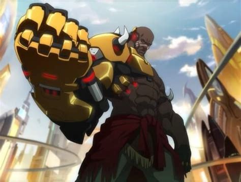 guide  doomfist  punch man  overwatch