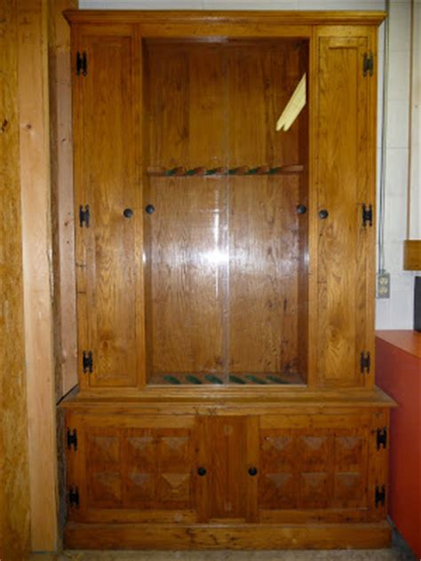 built in gun cabinet rudy easy built in gun cabinet plans wood plans us uk ca