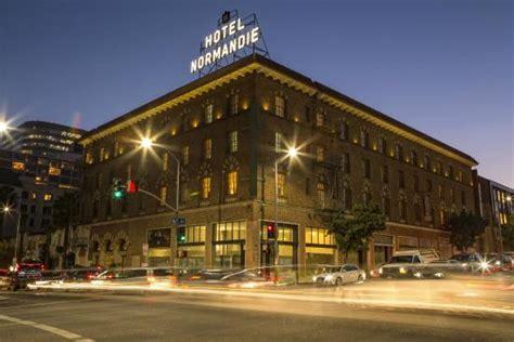 the hotel normandie los angeles hotel reviews