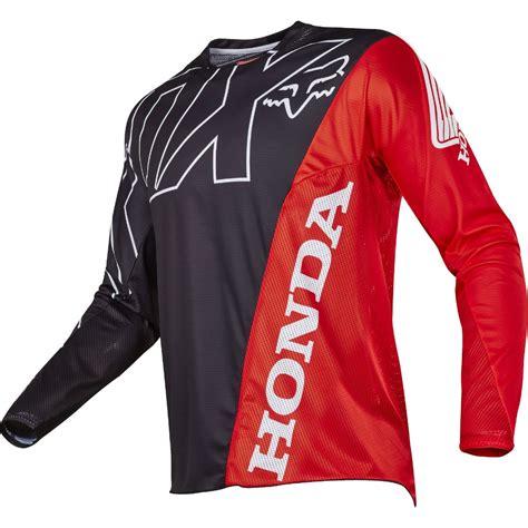 Fox Racing 360 Honda Jersey  Jerseys  Dirt Bike