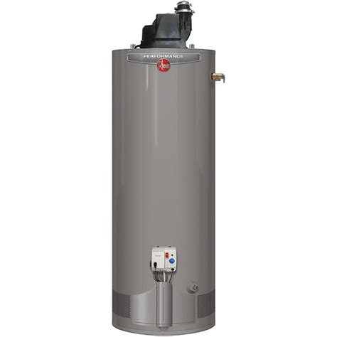 Rheem Performance 40 Gal Tall 6 Year 36,000 Btu Ultra Low