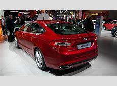 Comparison 2015 Ford Mondeo vs Audi A4 Sedan autoevolution